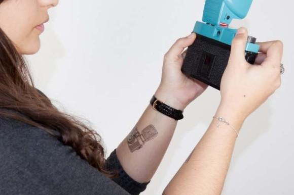 Tatuagem temporária lomográfica? - lomobr
